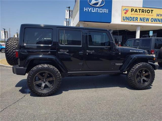 Pre-Owned 2017 Jeep Wrangler Unlimited Rubicon 4dr 4x4