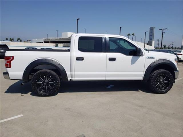 Pre-Owned 2018 Ford F-150 XLT 4x2 SuperCrew Cab Styleside 5.5 ft. box 145 in. WB