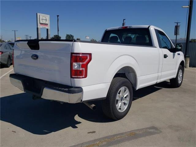 Pre-Owned 2019 Ford F-150 XLT 4x2 Regular Cab Styleside 6.5 ft. box 122 in. WB