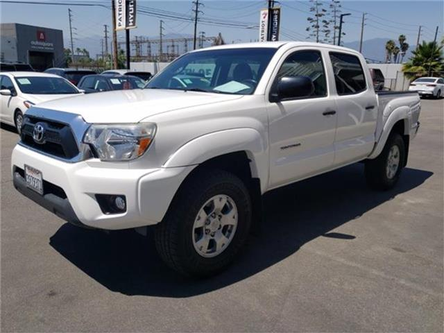 Pre-Owned 2015 Toyota Tacoma PreRunner V6 (A5) 4x2 Double Cab 127.4 in. WB